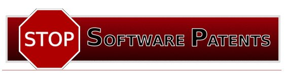Stop software patents