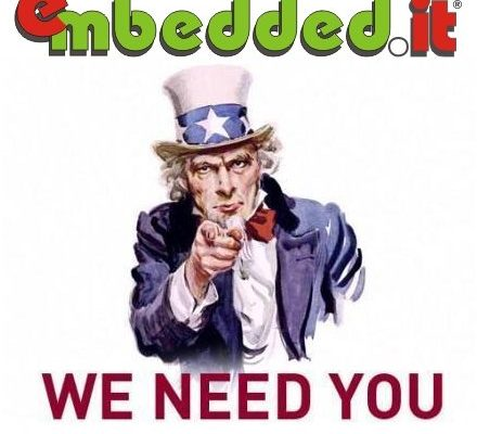 Collabora con eMbedded.it
