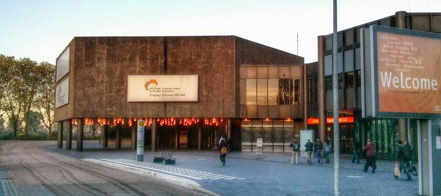 Dusseldorf CCD - ELCE 2014