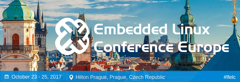 Open Source Summit Europe and Embedded Linux Conference Europe