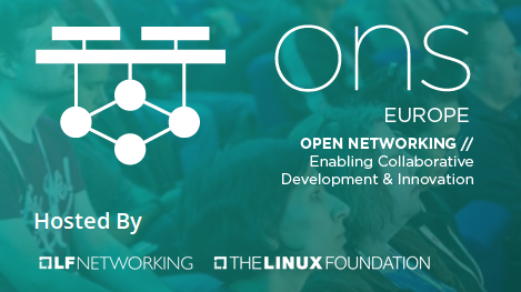 Open Networking Summit Europe 2019 - 23-25 September, Antwerp
