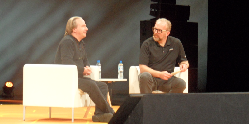 ELCE 2019 - Linus Torvalds